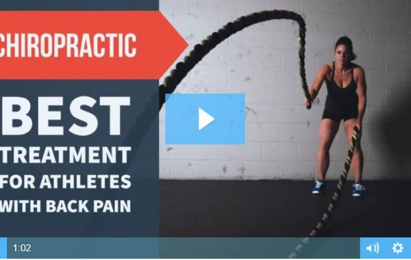Chiropractic for Athletes with Back Pain